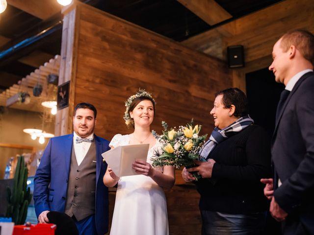Le mariage de Julien et Judith à Talloires, Haute-Savoie 21
