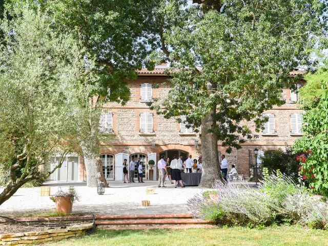 Le mariage de Romain et Khalida à Toulouse, Haute-Garonne 43