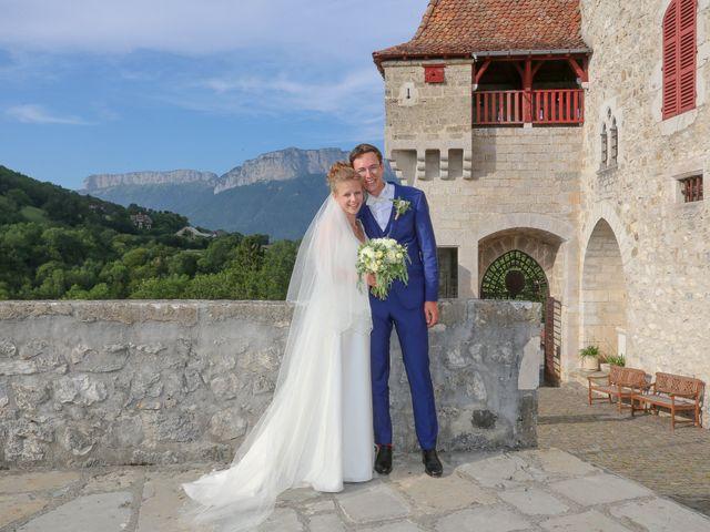 Le mariage de Charlotte Douge et Simon Douge