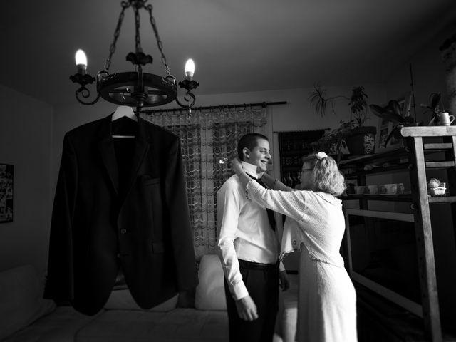 Le mariage de Stéphane et Loryne à Neuchâtel-Urtière, Doubs 5
