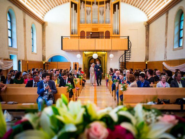 Le mariage de Stéphane et Loryne à Neuchâtel-Urtière, Doubs 18