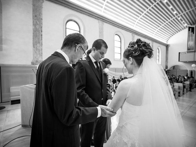 Le mariage de Stéphane et Loryne à Neuchâtel-Urtière, Doubs 26