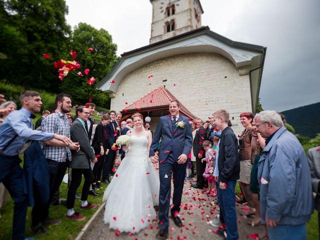 Le mariage de Stéphane et Loryne à Neuchâtel-Urtière, Doubs 31