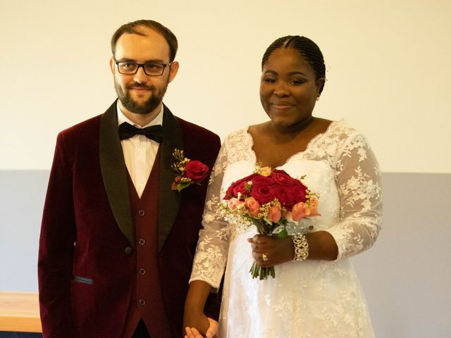 Le mariage de Yohan et Celeste à Château-Larcher, Vienne 76