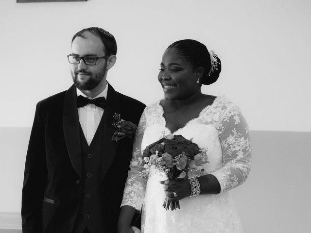 Le mariage de Yohan et Celeste à Château-Larcher, Vienne 77