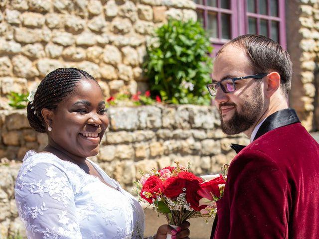 Le mariage de Yohan et Celeste à Château-Larcher, Vienne 87