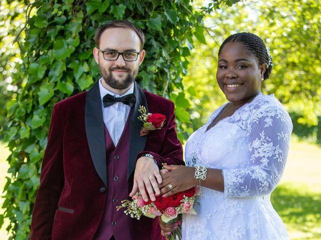 Le mariage de Yohan et Celeste à Château-Larcher, Vienne 107