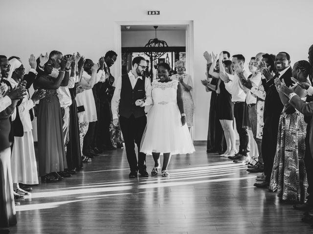 Le mariage de Yohan et Celeste à Château-Larcher, Vienne 243