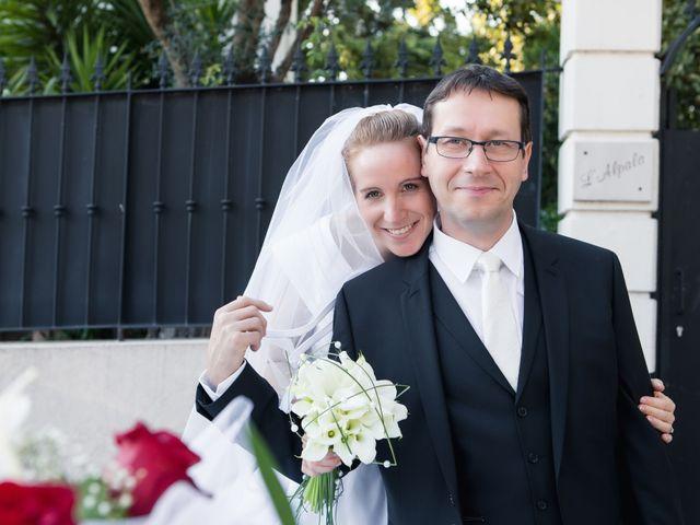 Le mariage de Magali et Frédérick