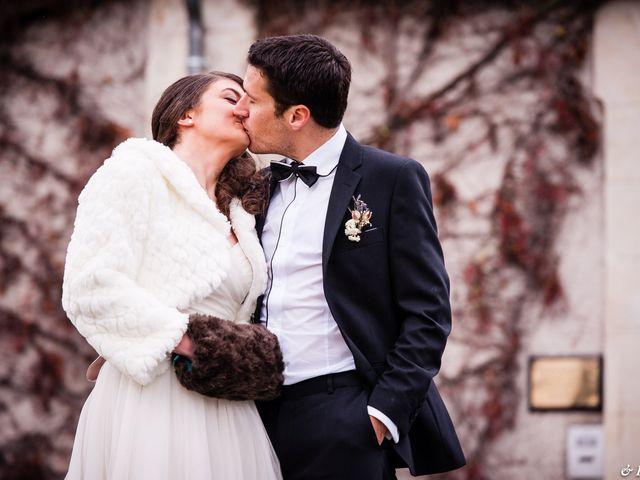 Le mariage de Jaclyn et Adrien