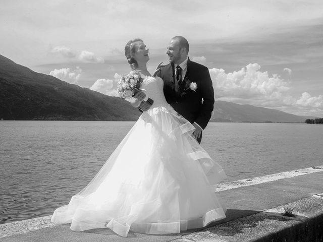 Le mariage de Thibaut et Fanny à Aix-les-Bains, Savoie 1