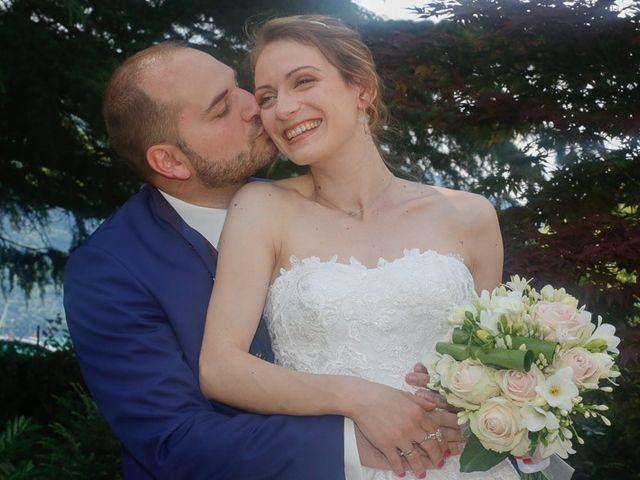Le mariage de Thibaut et Fanny à Aix-les-Bains, Savoie 3