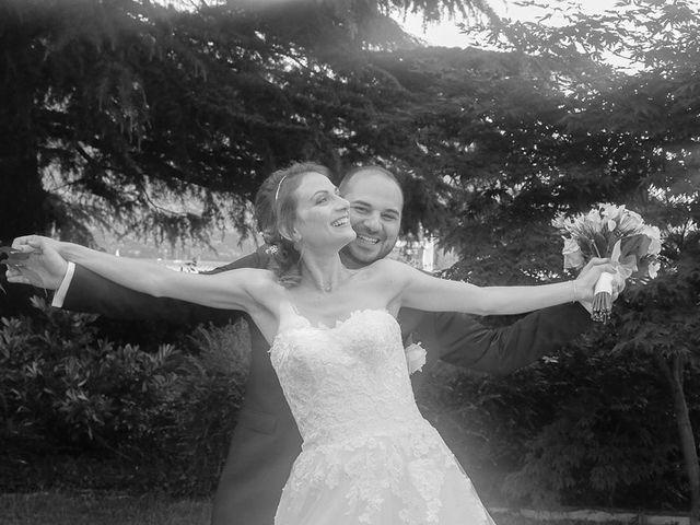 Le mariage de Thibaut et Fanny à Aix-les-Bains, Savoie 5