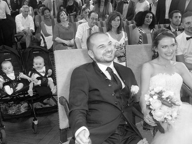 Le mariage de Thibaut et Fanny à Aix-les-Bains, Savoie 6