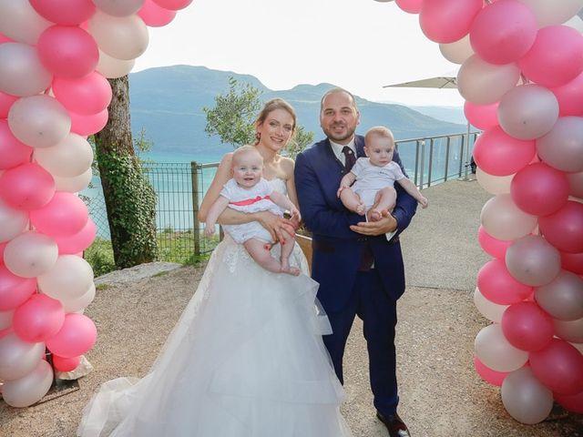 Le mariage de Thibaut et Fanny à Aix-les-Bains, Savoie 8