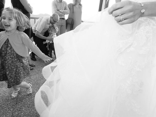 Le mariage de Thibaut et Fanny à Aix-les-Bains, Savoie 10