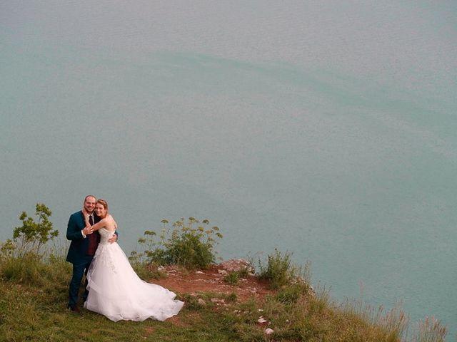 Le mariage de Thibaut et Fanny à Aix-les-Bains, Savoie 13