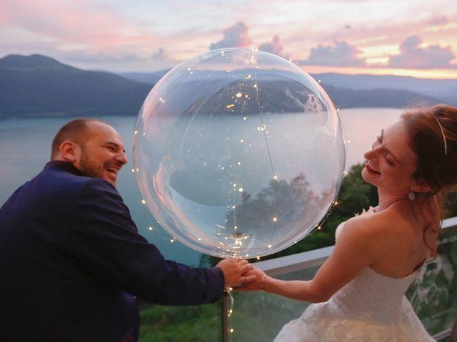 Le mariage de Thibaut et Fanny à Aix-les-Bains, Savoie 17