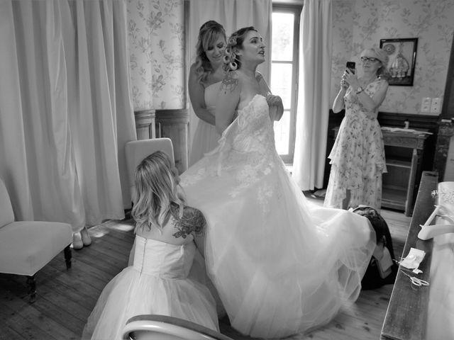 Le mariage de Laurent et Déborah à La Haye-Saint-Sylvestre, Eure 6