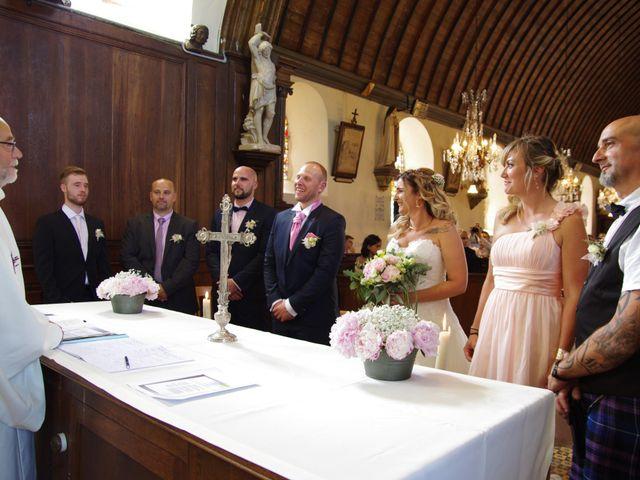 Le mariage de Laurent et Déborah à La Haye-Saint-Sylvestre, Eure 16