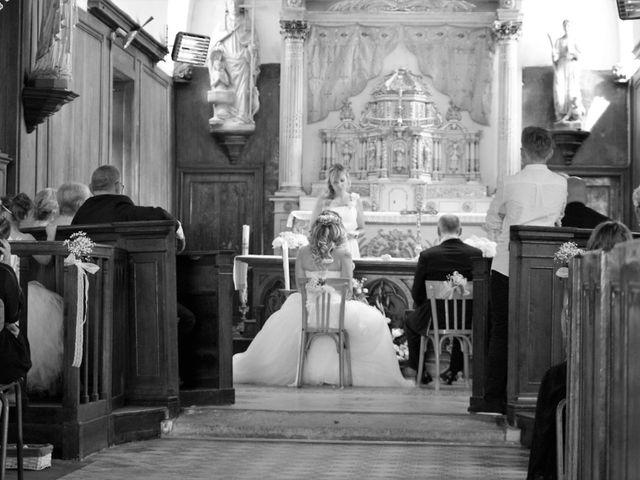 Le mariage de Laurent et Déborah à La Haye-Saint-Sylvestre, Eure 18