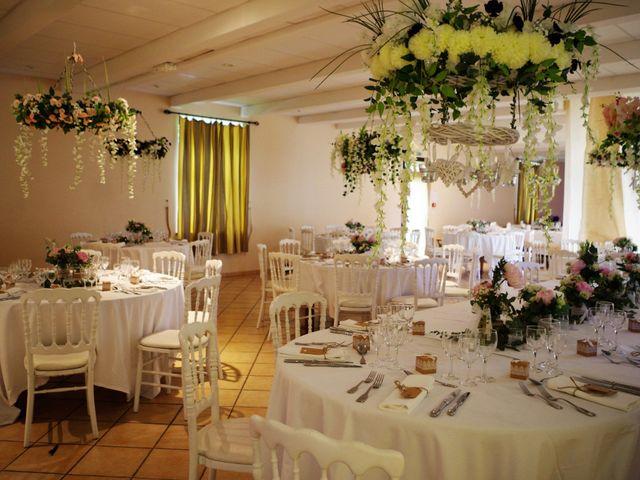 Le mariage de Laurent et Déborah à La Haye-Saint-Sylvestre, Eure 34