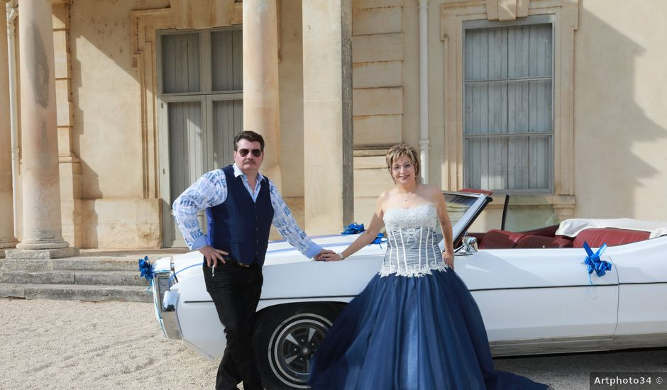 Le mariage de Laurent et Brigitte à Saint-Gilles, Gard