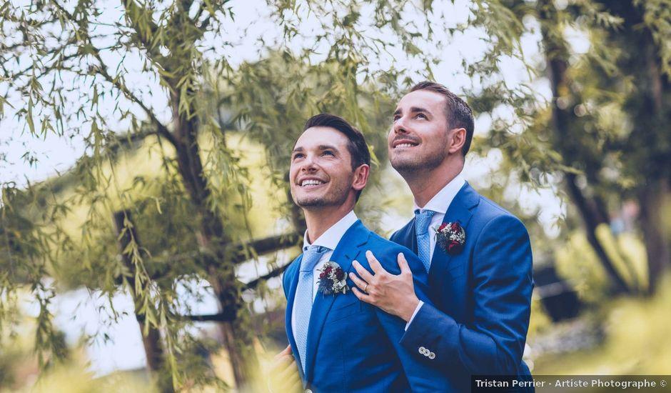 Le mariage de Pierre et David à Bordeaux, Gironde
