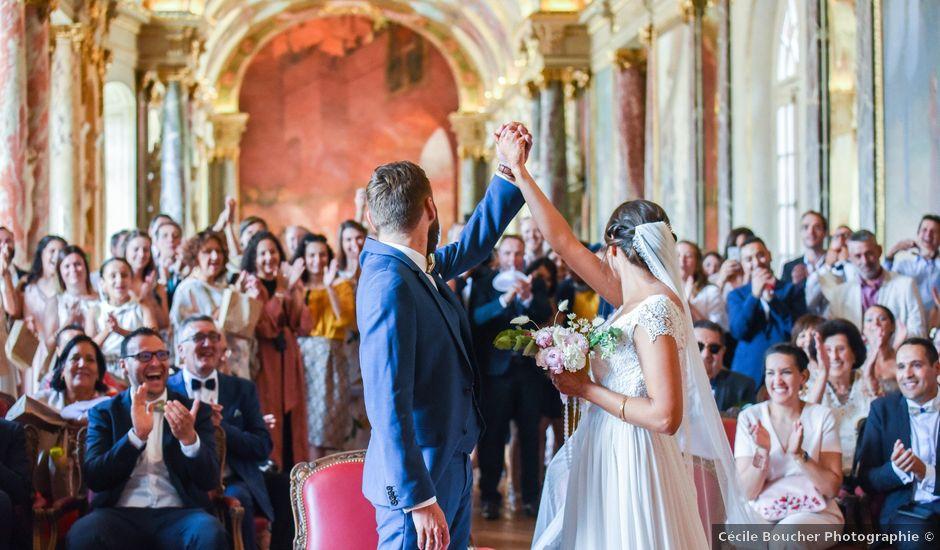 Le mariage de Romain et Khalida à Toulouse, Haute-Garonne