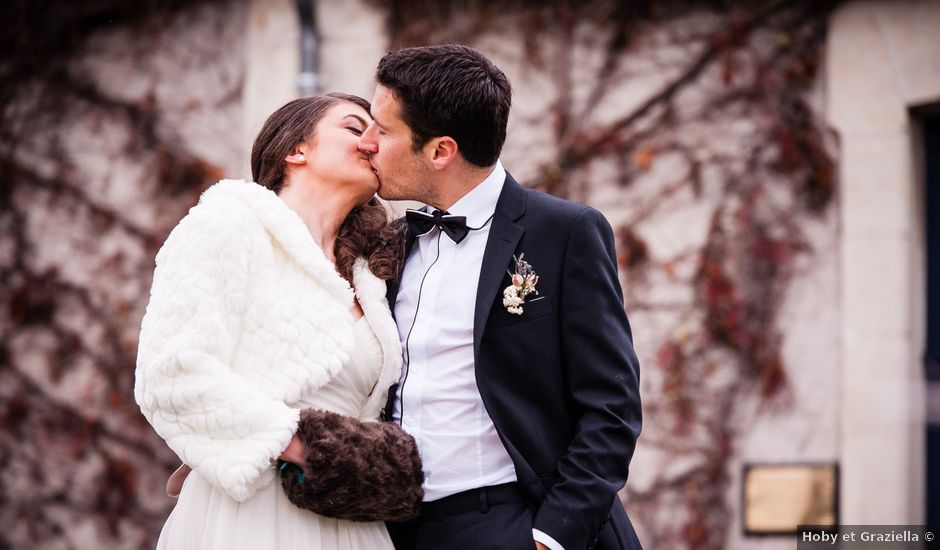Le mariage de Adrien et Jaclyn à Le Lude, Sarthe
