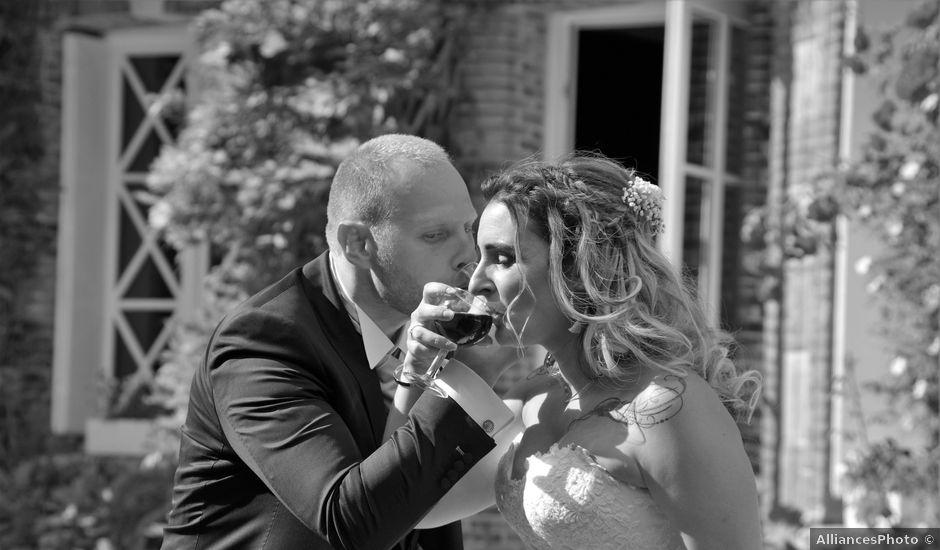 Le mariage de Laurent et Déborah à La Haye-Saint-Sylvestre, Eure