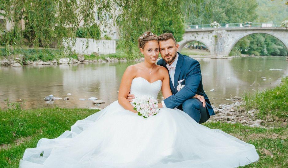 Le mariage de Antolin et Marine à Burlats, Tarn