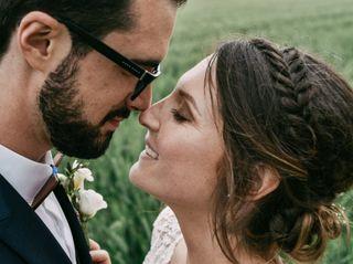 Le mariage de Cécile et Brice