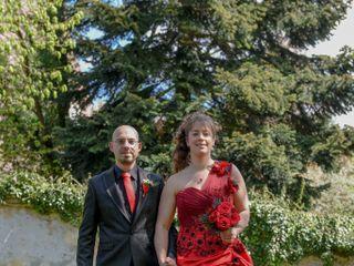 Le mariage de Chiona et Damien 1
