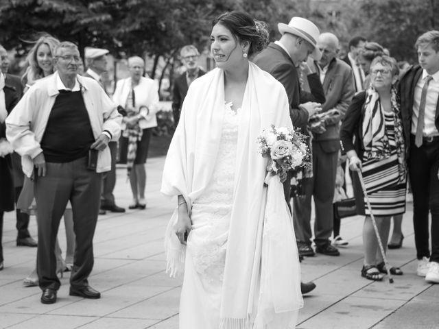 Le mariage de Fabrice et Marie à Asnières sur Seine, Hauts-de-Seine 40