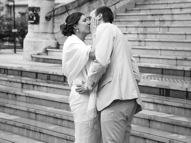 Le mariage de Fabrice et Marie à Asnières sur Seine, Hauts-de-Seine 41