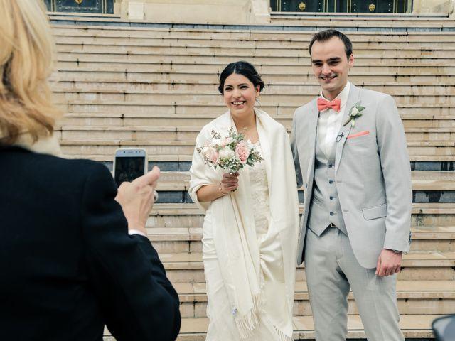 Le mariage de Fabrice et Marie à Asnières sur Seine, Hauts-de-Seine 44
