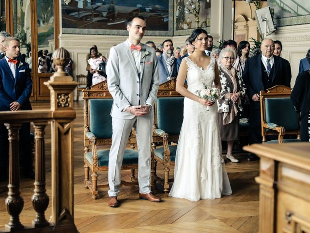 Le mariage de Fabrice et Marie à Asnières sur Seine, Hauts-de-Seine 56
