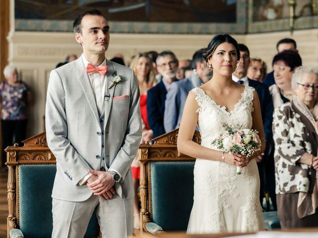 Le mariage de Fabrice et Marie à Asnières sur Seine, Hauts-de-Seine 58