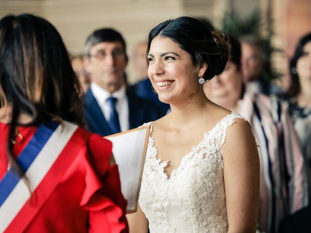Le mariage de Fabrice et Marie à Asnières sur Seine, Hauts-de-Seine 63