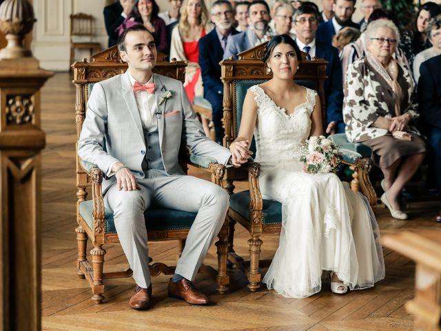 Le mariage de Fabrice et Marie à Asnières sur Seine, Hauts-de-Seine 68
