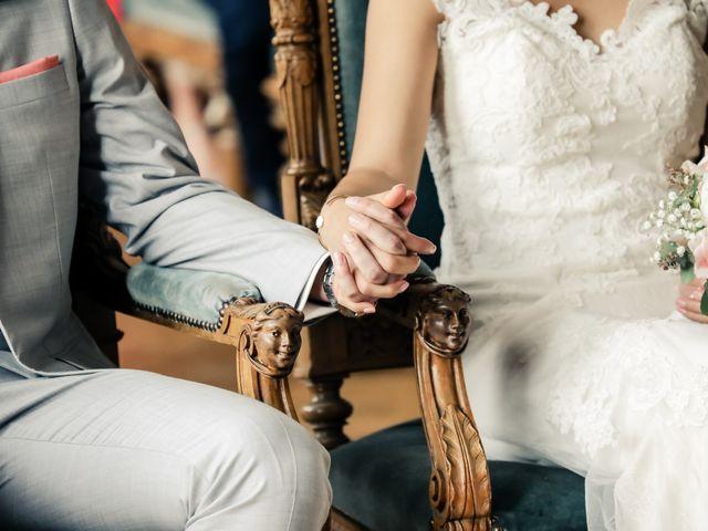 Le mariage de Fabrice et Marie à Asnières sur Seine, Hauts-de-Seine 69