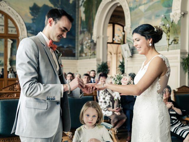 Le mariage de Fabrice et Marie à Asnières sur Seine, Hauts-de-Seine 79