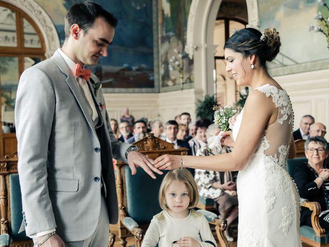Le mariage de Fabrice et Marie à Asnières sur Seine, Hauts-de-Seine 81