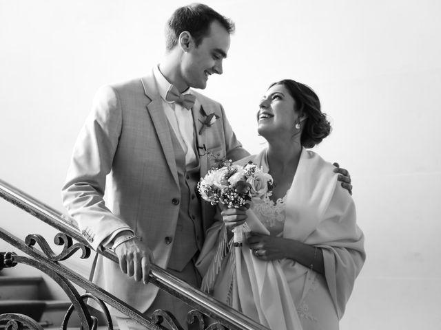 Le mariage de Fabrice et Marie à Asnières sur Seine, Hauts-de-Seine 87