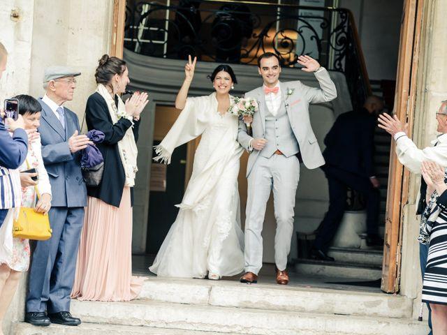Le mariage de Fabrice et Marie à Asnières sur Seine, Hauts-de-Seine 88