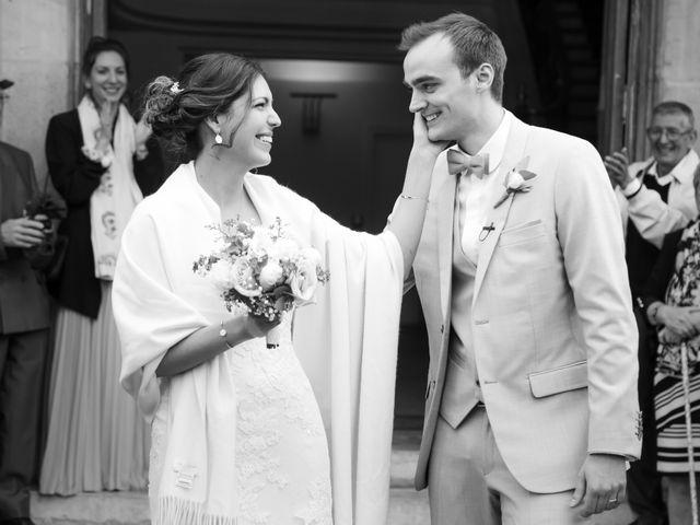 Le mariage de Fabrice et Marie à Asnières sur Seine, Hauts-de-Seine 90