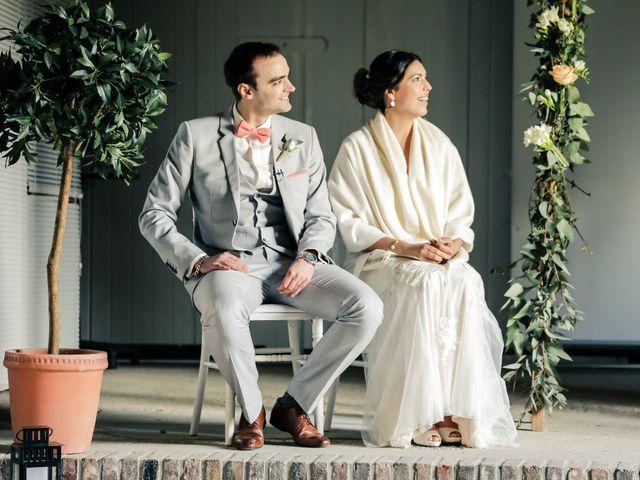 Le mariage de Fabrice et Marie à Asnières sur Seine, Hauts-de-Seine 128