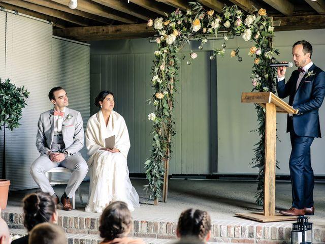 Le mariage de Fabrice et Marie à Asnières sur Seine, Hauts-de-Seine 138