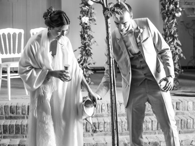 Le mariage de Fabrice et Marie à Asnières sur Seine, Hauts-de-Seine 151